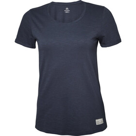 North Bend Slub T-Shirt Damen dunkelnavy
